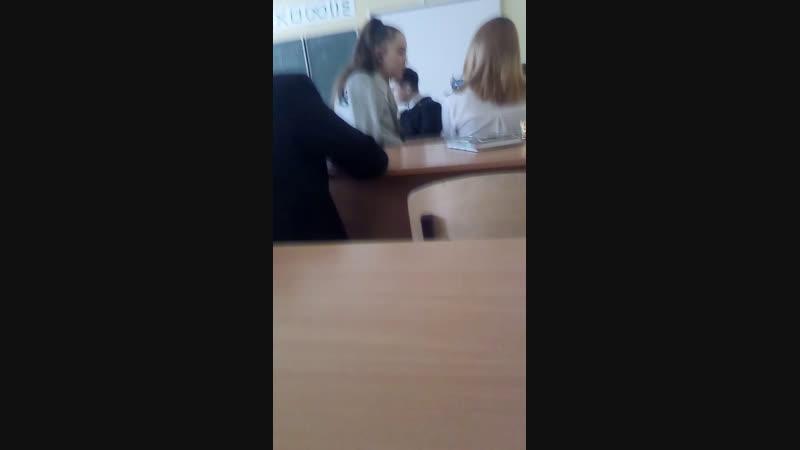 Live Ангелина and Далия
