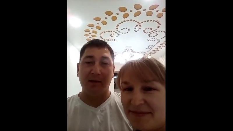 Натяжные потолки Ваш Выбор Чебоксары Йошкар-Ола отзыв клиента