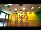 FlashMob 300 танцевальных движений _ Major Lazer Feat. M