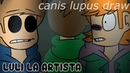 Don´t Talk (MEME) Eddsworld-collab with canis lupus draw (OLD)