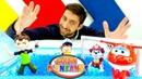 Vidéo pour enfants Jardin d'enfants №47 Ben 10 et ses amis au Zoo