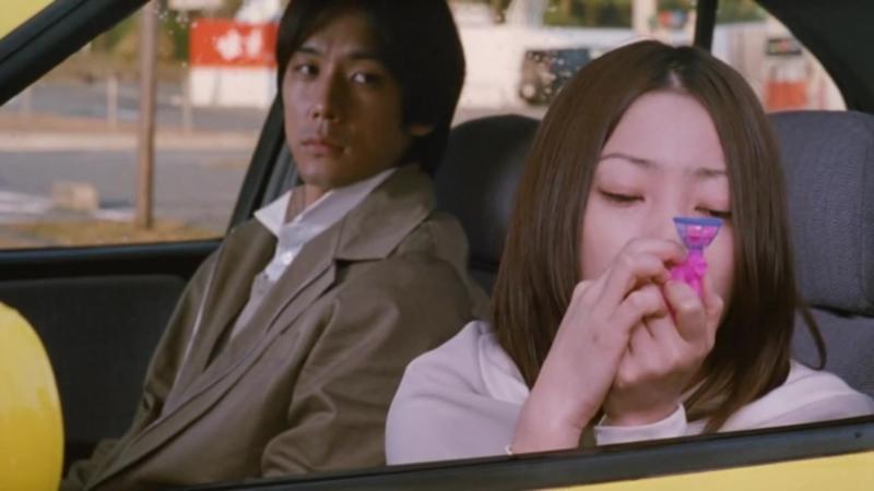 «Куклы» (2002) Режиссер Такеши Китано