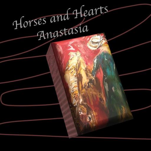 Анастасия альбом Horses and Hearts