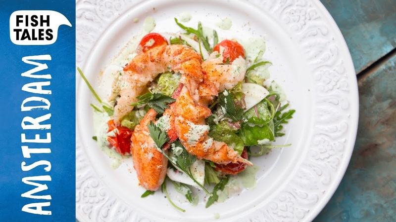 LOBSTER Salad | Bart van Olphen