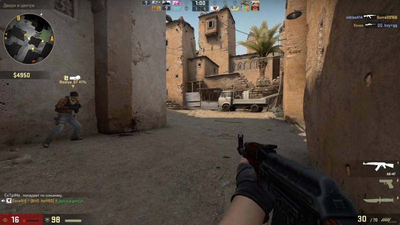 Counter-strike Global Offensive Fan Game by [B@D_He@rD]