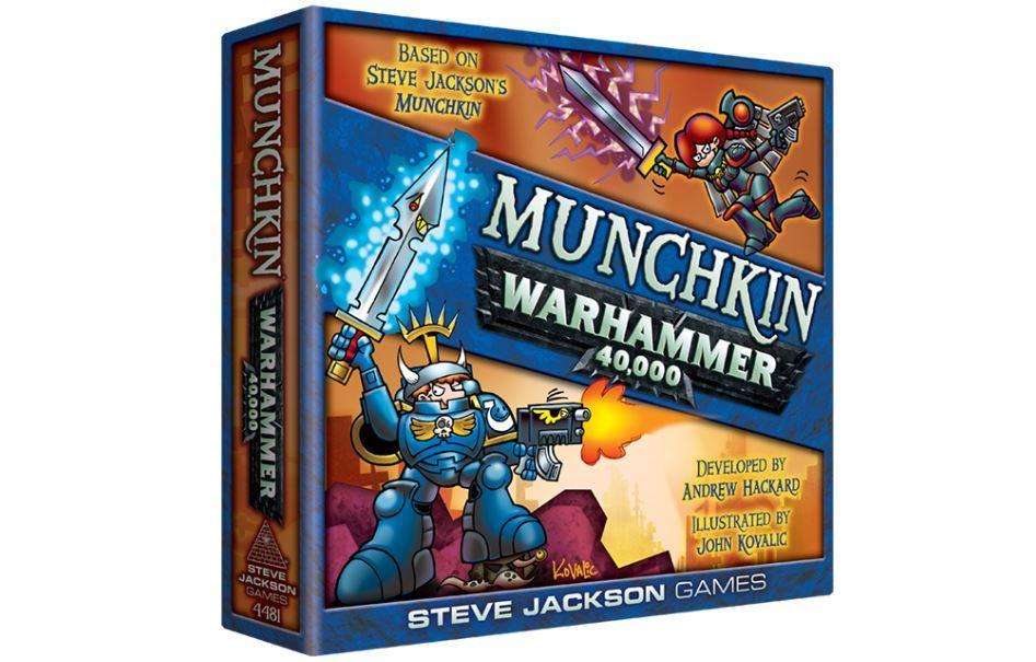Munchkin Warhammer 40.000 et AoS IsApDYpQvEU