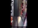 Crystal w fam fans in Atlanta 19 09 18