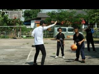 คริส-สิงโต (Krist -Singto) - Basketball #คนหล่อขอทำดีน่าน - 171025