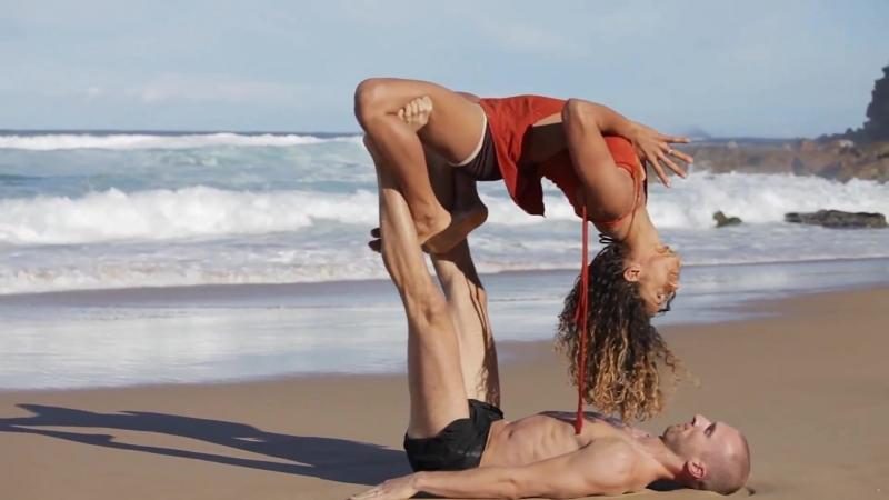Max Oazo - Because I Love You [Bonzana Remix] ¦ Acro Yoga ACROVINYASA™ (vk.com/vidchelny) Honza Claudine