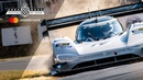 Volkswagen I D R smashes electric car record at FOS