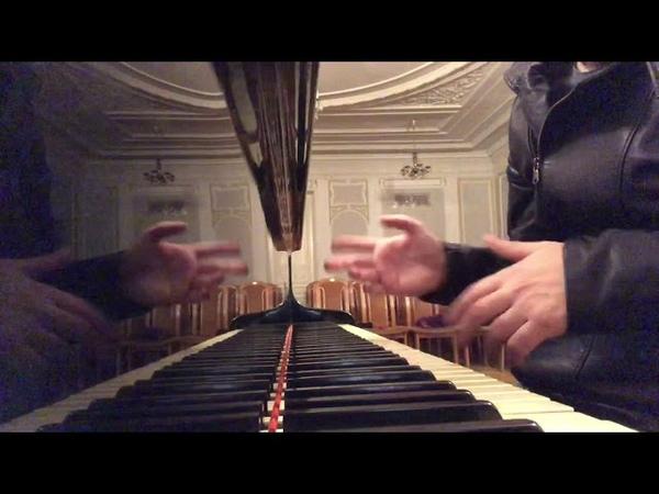 Уроки игры на пианино 69 Звук «Из», пальцы вверх » Freewka.com - Смотреть онлайн в хорощем качестве
