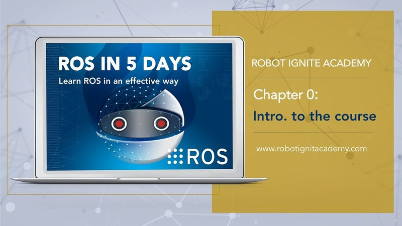 ROS Tutorial for Beginners: Introduction to ROS (Robot Operating System)