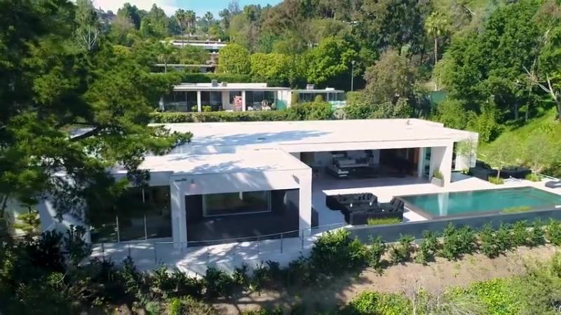 Дом стоимостью $17 000 000 Беверли Хиллз