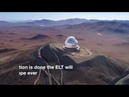 ESOcast 176 Light Building the Biggest Optical Telescope in the World 4K UHD