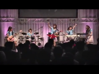 [Tokyo Games Show 2016] Poppin' Party – Yes! BanG_Dream!