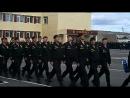 Парад 75 лет бригаде морской пехоты