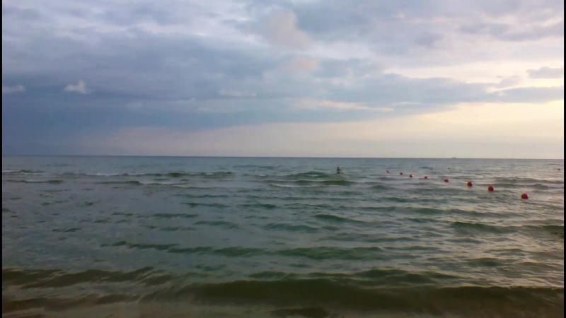 9. Анапа день 1 заплыв