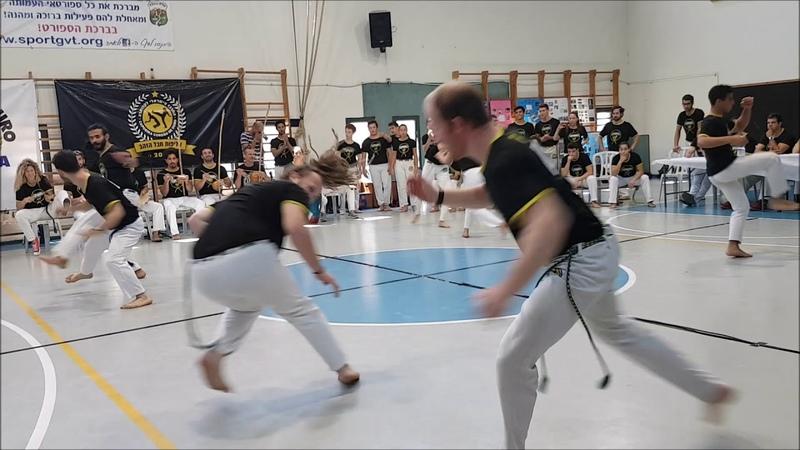 Campeonato cordao de ouro israel 2018 regional masculina