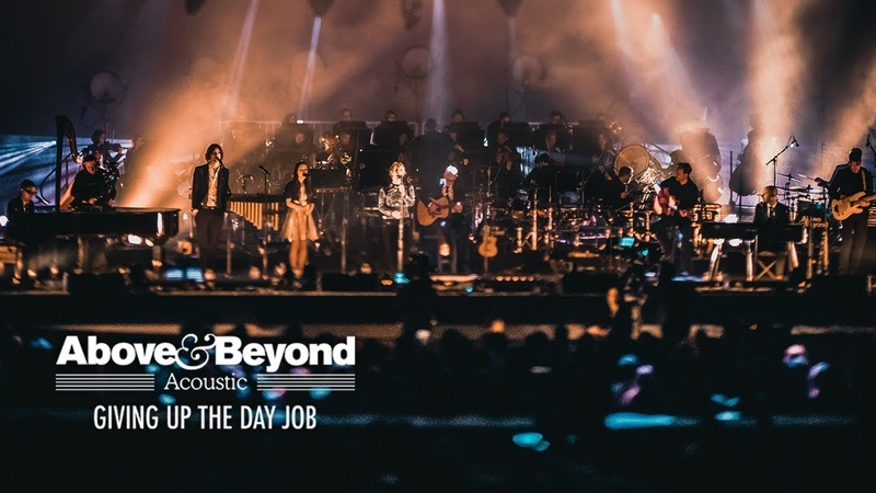 Above Beyond Acoustic - Good For Me feat. Zoë Johnston (Live At The Hollywood Bowl) 4K