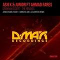 Kyau &amp Albert &amp Driftmoon &amp Ash K &amp Junior &amp Ahmad Fares &amp Ahmed Romel - Trace &amp Drown in Desert (DJ Vitaly Yatsun Mashup)