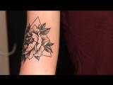 Студия художественной татуировки - ProTATTOO | ПРО ТАТУ Москва / #PEONY&GEOMETRY TATTOO