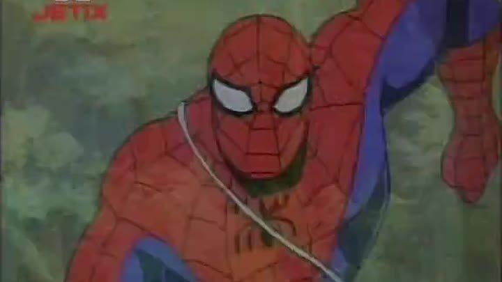 Человек-паук 1 сезон 5 серия ( Доктор Осьминог: Вооружен и Опасен ).
