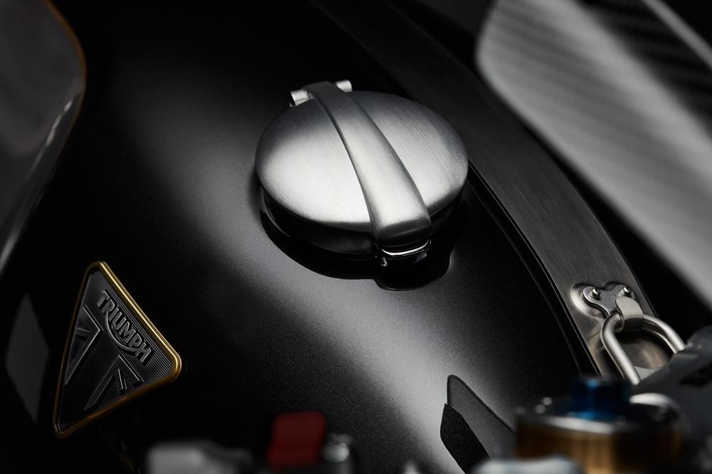 Лимитированная серия Triumph Thruxton Factory Custom 2019