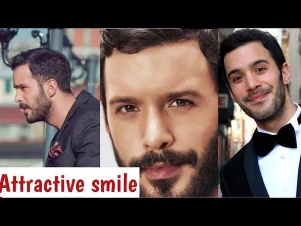 La sonrisa más atractiva del actor turco One only Baris arduc