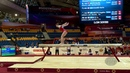 MUSTAFINA Aliia (RUS) - 2018 Artistic Worlds, Doha (QAT) - Qualifications Balance Beam