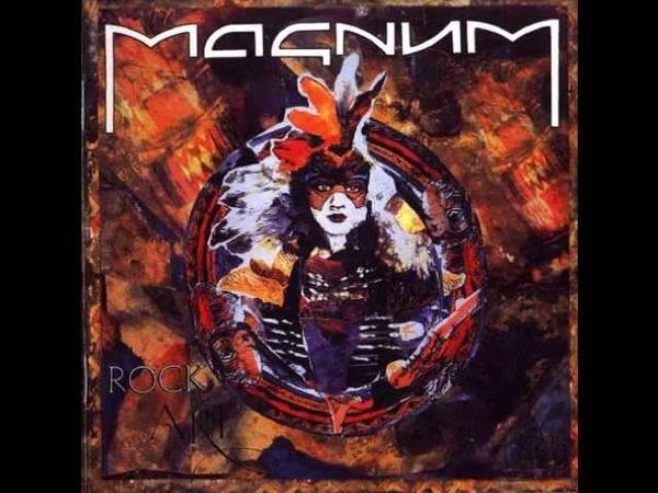 MAGNUM - ALBUM - ROCK ART (1994)