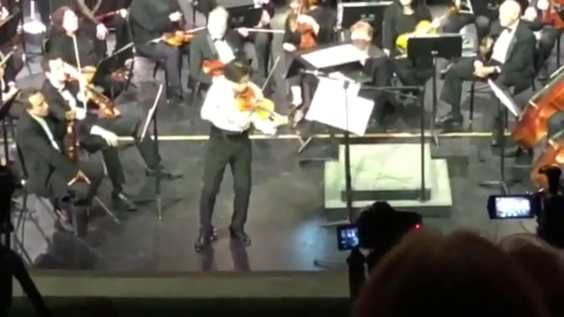 The Doors Love Me Two Times on violin Roman Kim's cover