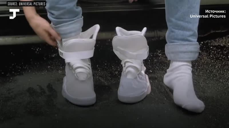 Nike представила кроссовки с автошнуровкой — как в «Назад в будущее», но для баскетболистов