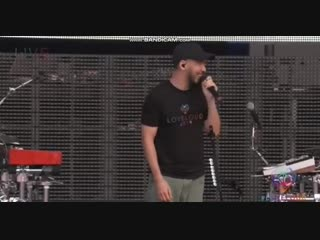 Running from My Shadow - Live (Ft. Dave Phoenix on Guitar) Mike Shinoda (Linkin Park)