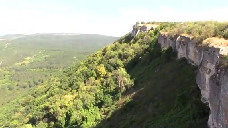 Пещерный город Чуфут-Кале Крым Cave city of Chufut-Calais of Crimea