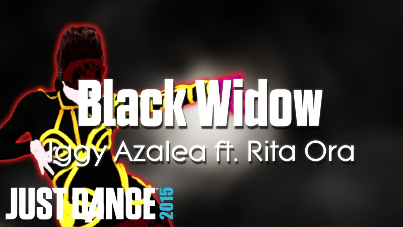 Just Dance Hits | Black Widow - Iggy Azalea ft. Rita Ora | Just Dance 2015
