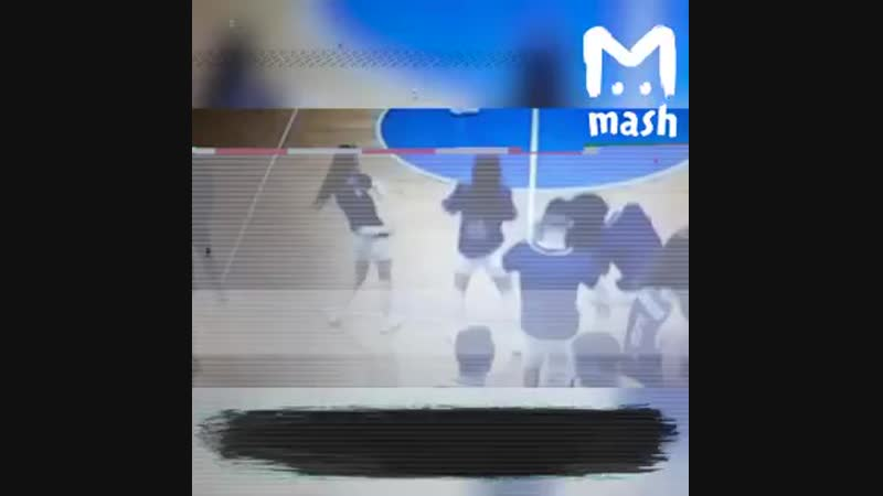 Баскетболист Уфимца домогается черлидершу