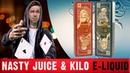 Nasty Juice x Kilo e-liquid - АБАЛДЕТЬ!