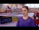 Гимнастка Алия Мустафина вернулась к тренировкам в Пензе