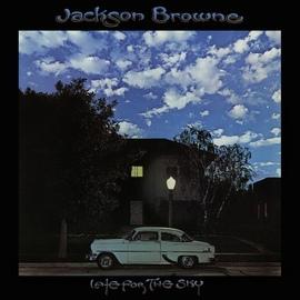 Jackson Browne альбом Late For The Sky