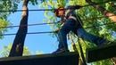 Квест для детей в верёвочном парке! – Аттракционы и активный отдых.