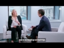 Karlie Kloss interviewed by Daniel Roth for Linkedin (w/ English subtitles)