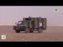 На видео учений алжирской армии засветились Солнцепек и Бук