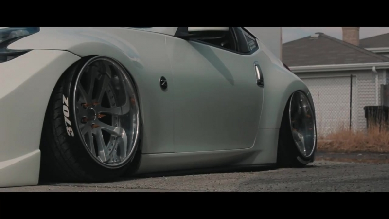 Dawid Blacha Bagged Supercharged 370z | Perfect Stance