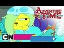 Время приключений Колёса Повышенная странность серия целиком Cartoon Network