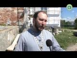 реставрация Храма Вознесения Христова
