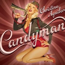 Christina Aguilera альбом Candyman