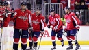 Alex Ovechkin blasts home two identical power play goals from Carlson