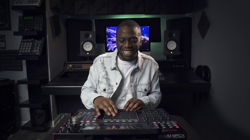 Beats by JBlack Akai Pro MPC Expansion Soul Provider Jam 2