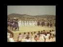 Артисты Чечено Ингушского ансамбля танца Вайнах исполняют Праздничный танец