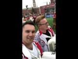 11 июля месте со звёздами футбола на Красную площадь вышли СЕРГЕЙ ВОЙТЕНКО, БАЯН МИКС и другие музыканты! 11